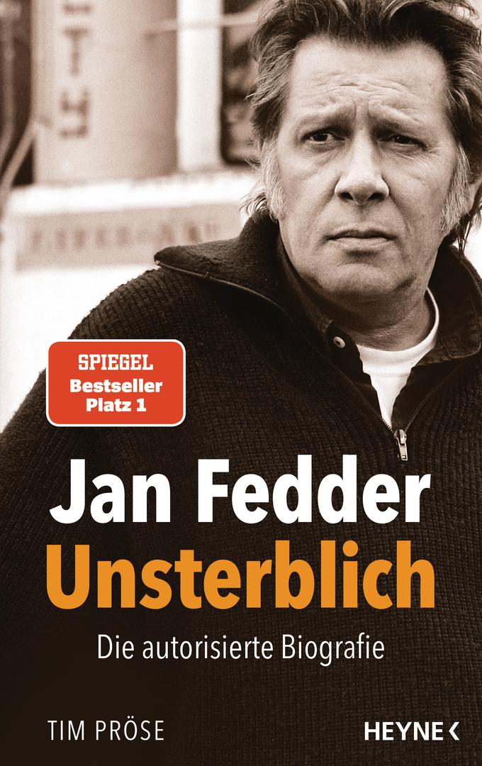 Jan Fedder Buch