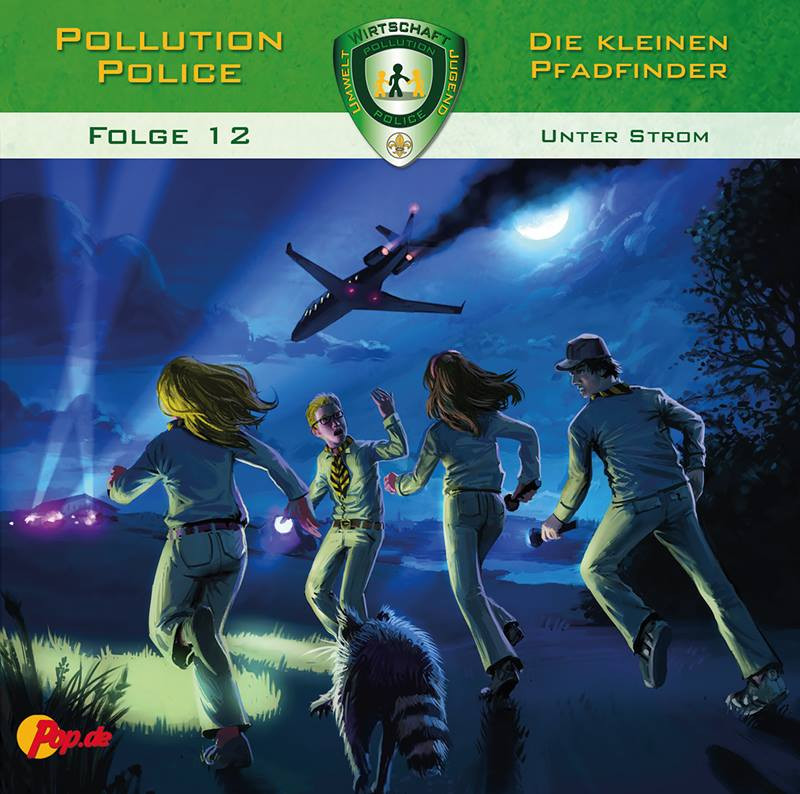 Pollution Police (12) Unter Strom - Pollution Police 2016