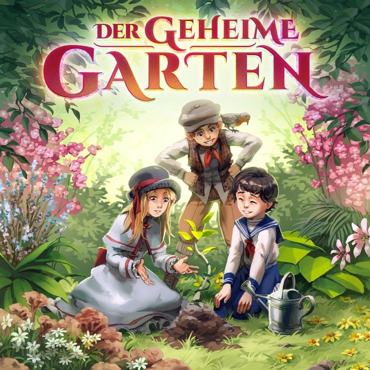 Holy Klassiker 16 Der Geheime Garten Pop De