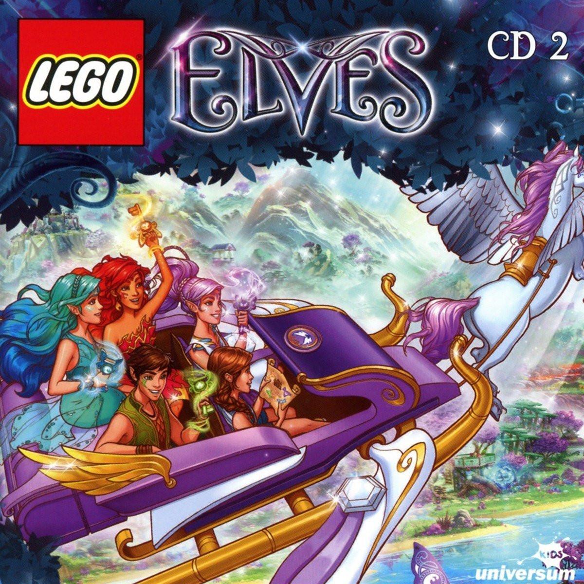 Lego Elfen