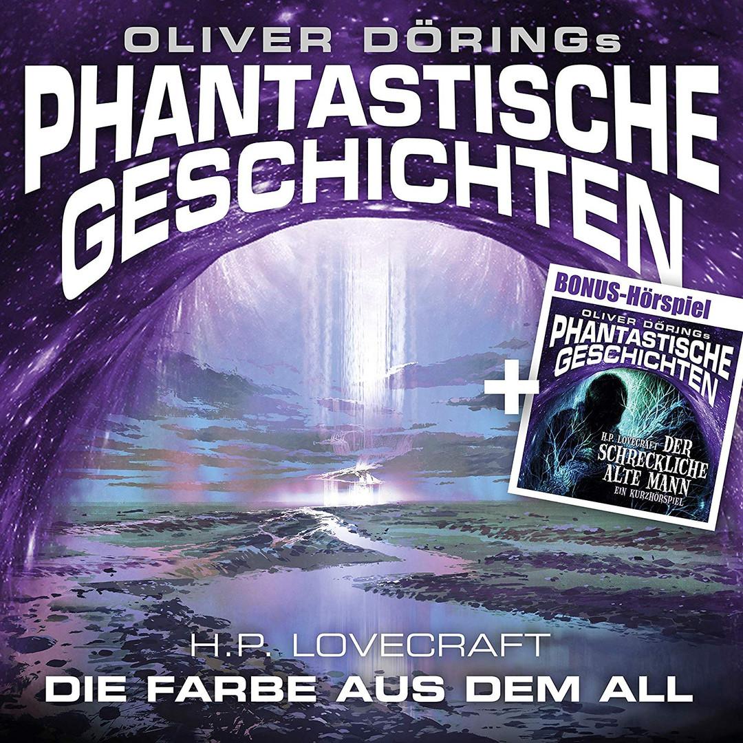 Farbe Aus Was: H.P. Lovecraft: Die Farbe Aus