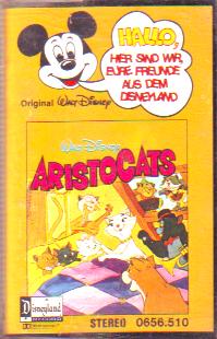 MC Disneyland Hallo Freunde Aristocats