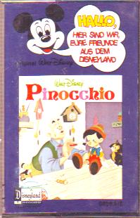 MC Disneyland Hallo Freunde Pinocchio