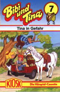 Bibi und Tina - 07 - Tina in Gefahr