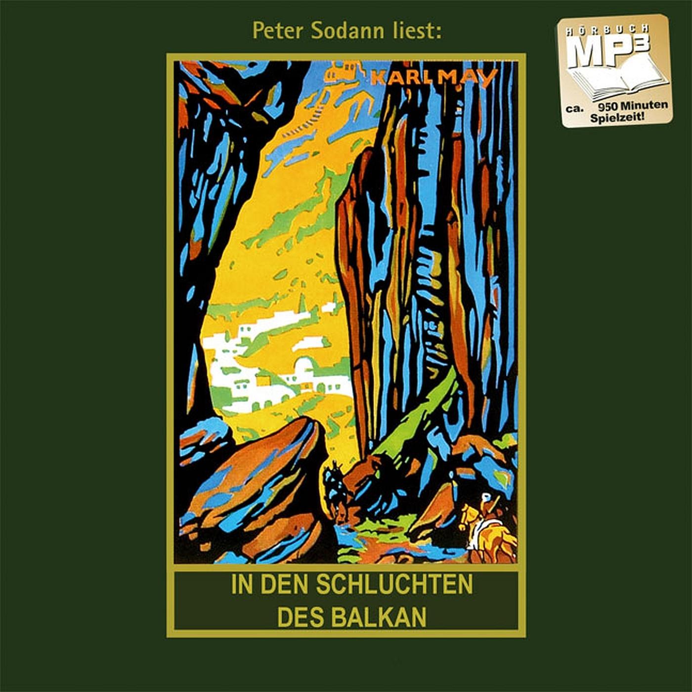 Karl May Verlag - Band 4: In den Schluchten des Balkan