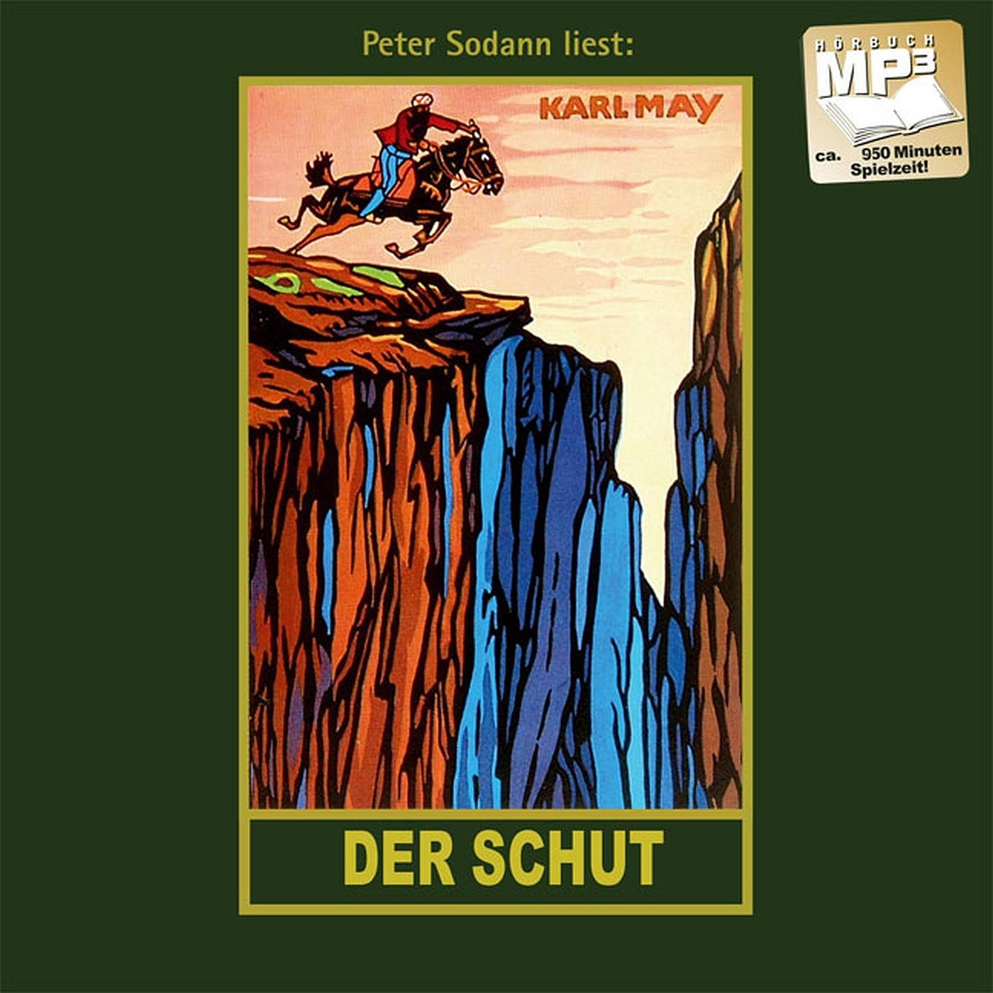 Karl May Verlag - Band 6: Der Schut