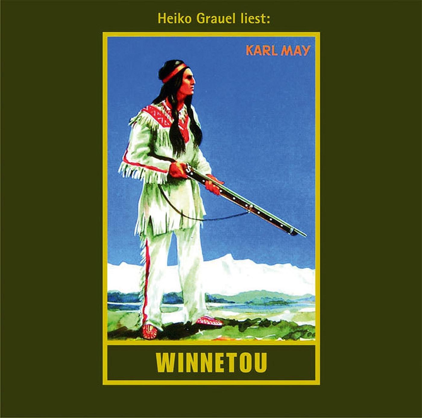 Karl May Verlag - Band 7: Winnetou I
