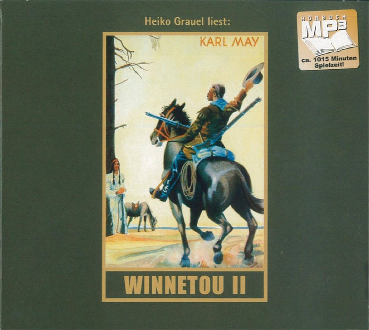 Karl May Verlag - Band 8: Winnetou II