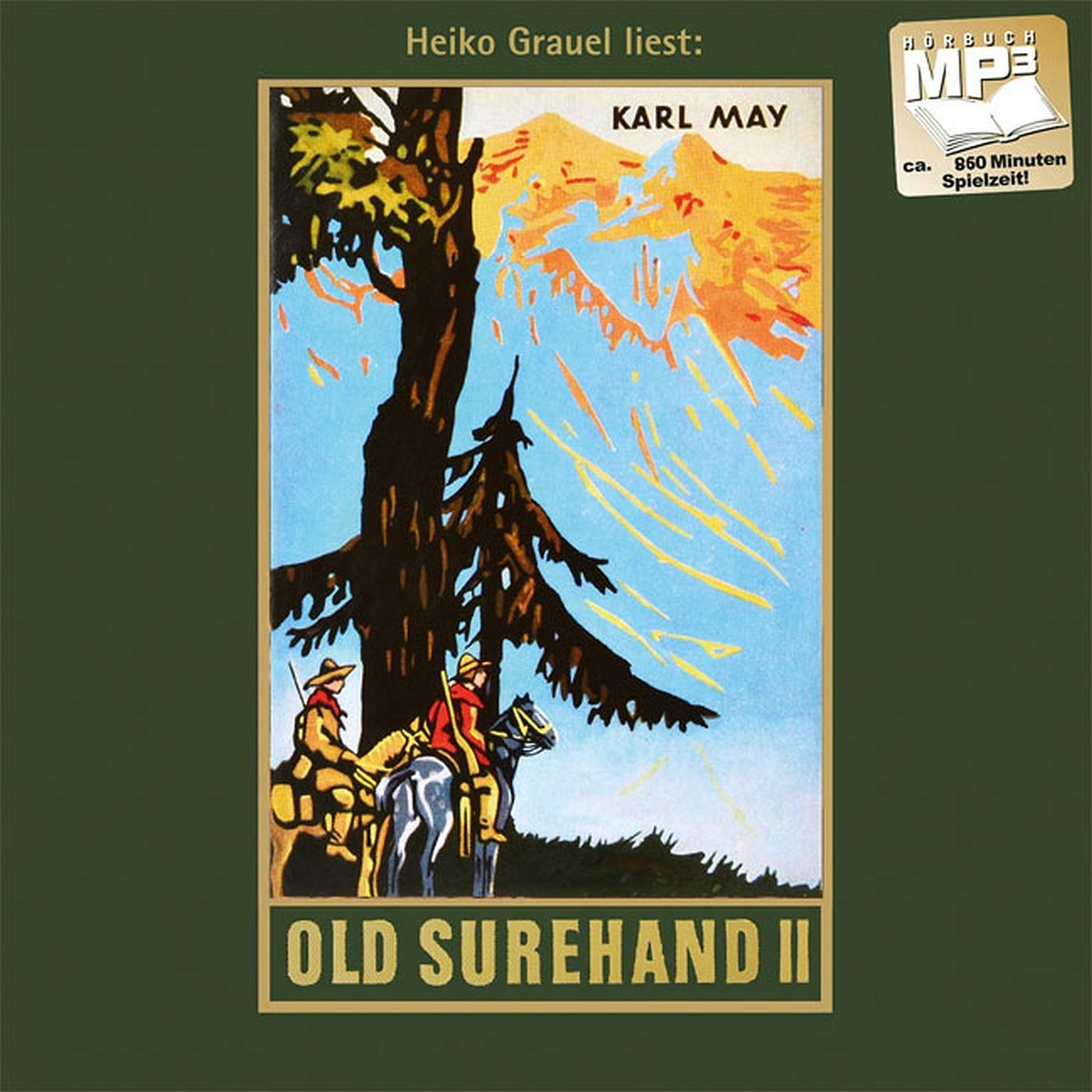 Karl May Verlag - Band 15: Old Surehand II
