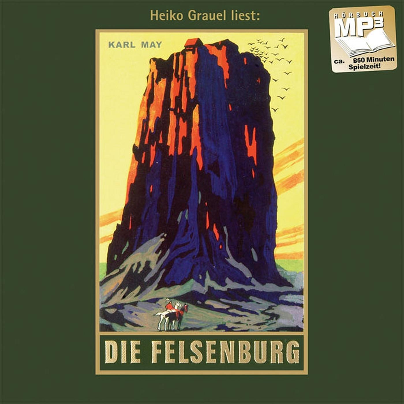 Karl May Verlag - Band 20: Die Felsenburg
