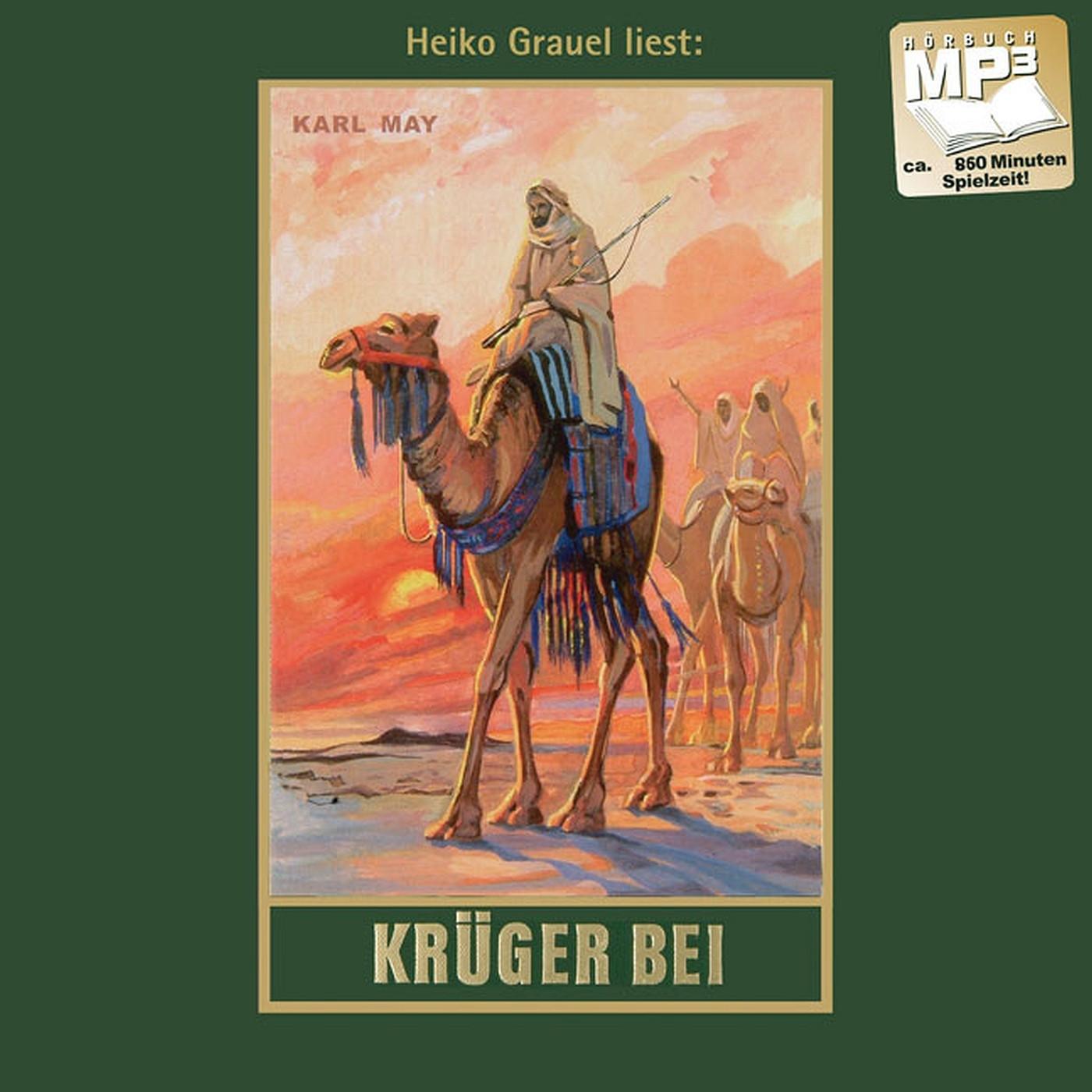 Karl May Verlag - Band 21: Krüger Bei