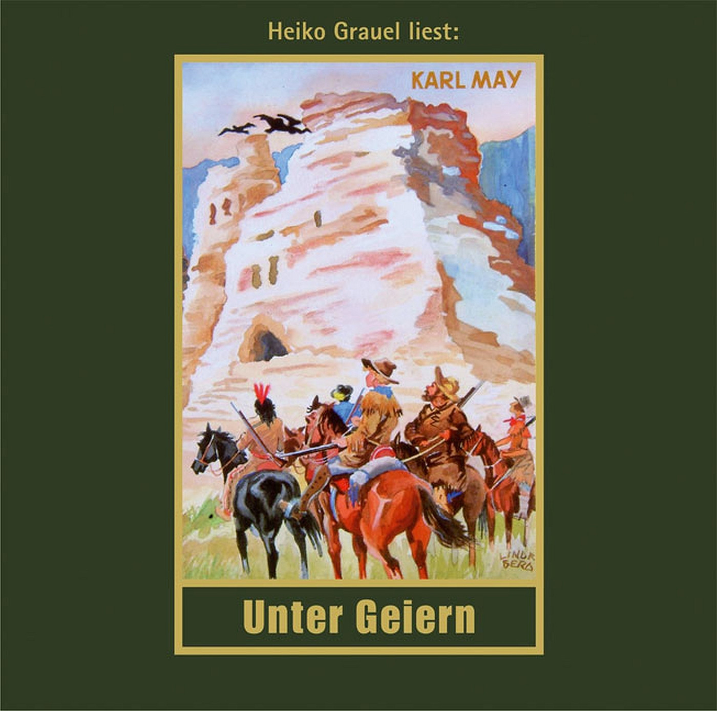 Karl May Verlag - Band 35: Unter Geiern