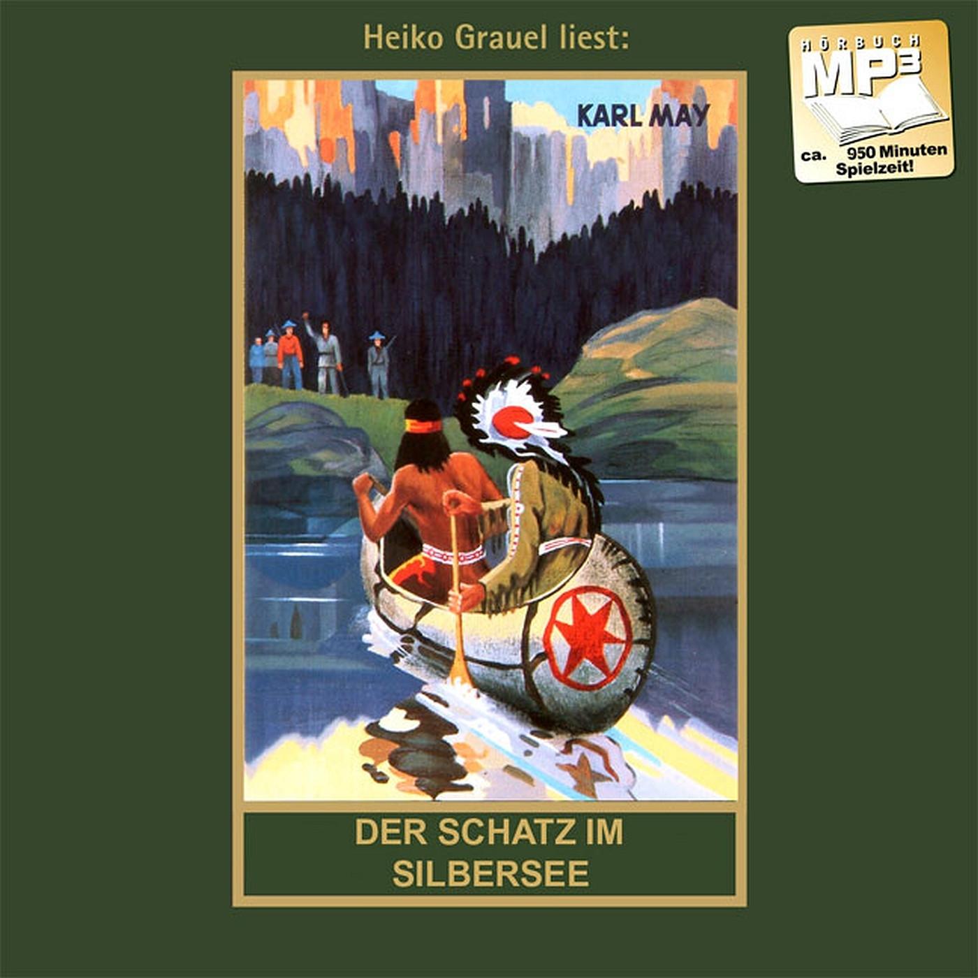 Karl May Verlag - Band 36: Der Schatz im Silbersee