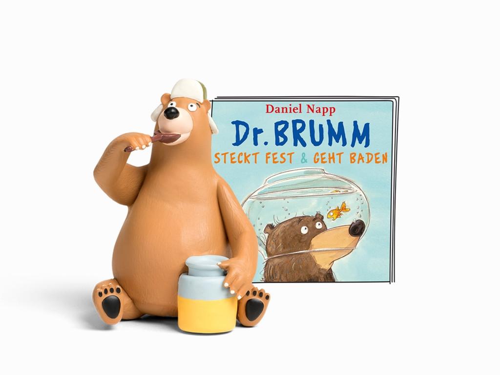 Tonie - Dr. Brumm: Dr. Brumm steckt fest / Dr. Brumm geht baden