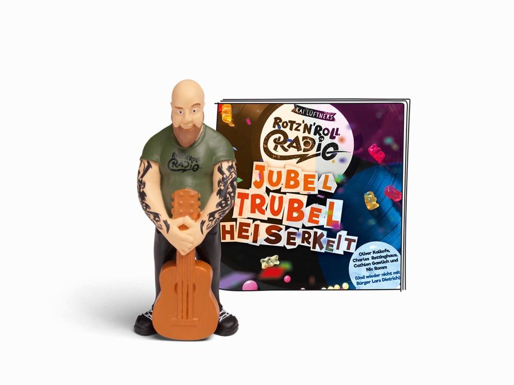 Tonie - Rotz 'n' Roll Radio: Jubel, Trubel, Heiserkeit
