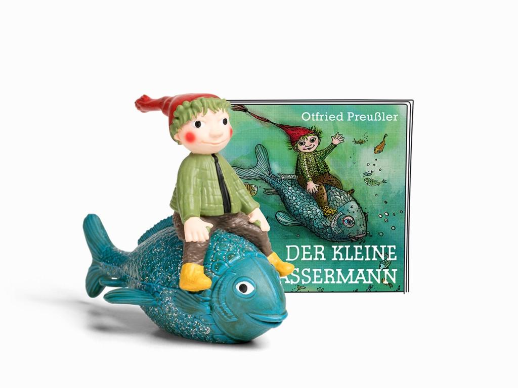 Tonie - Otfried Preußler - Der kleine Wassermann
