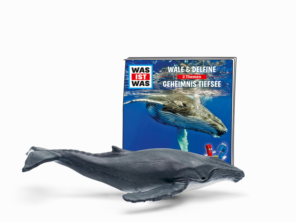 Tonie - Was ist Was: Wale & Delfine / Geheimnis Tiefsee
