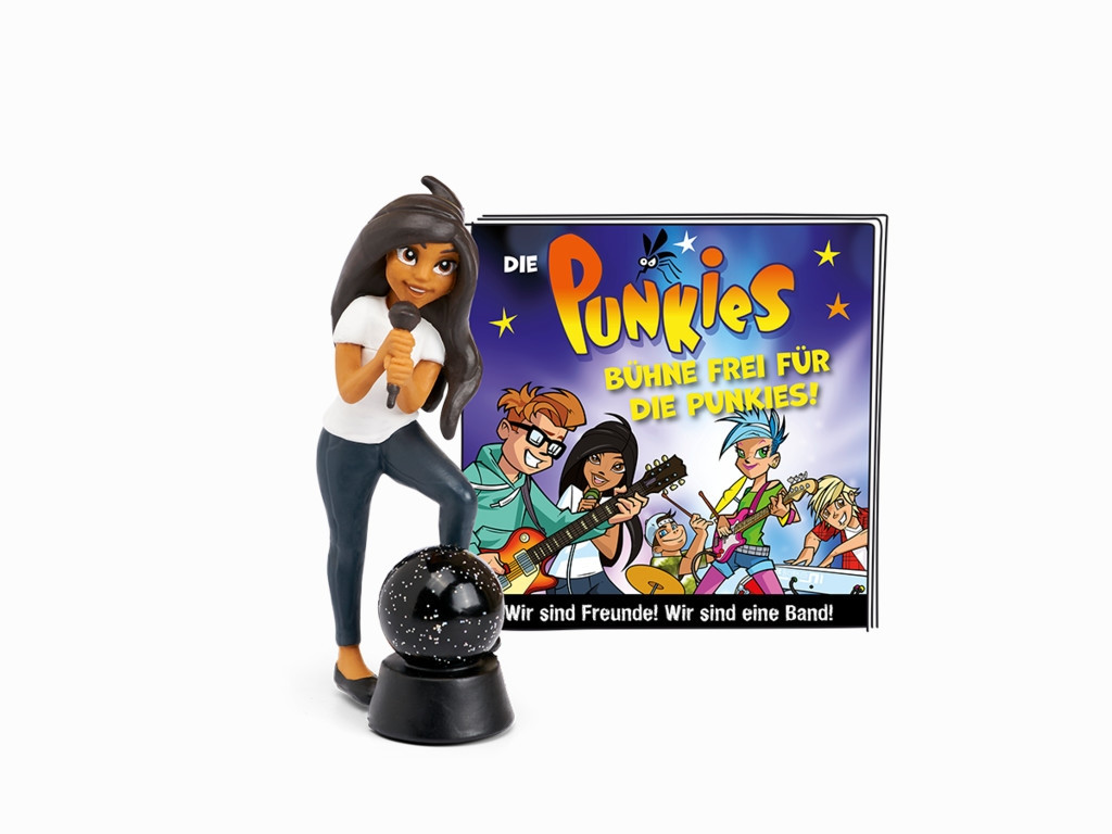 Tonie - Die Punkies - Bühne frei für die Punkies