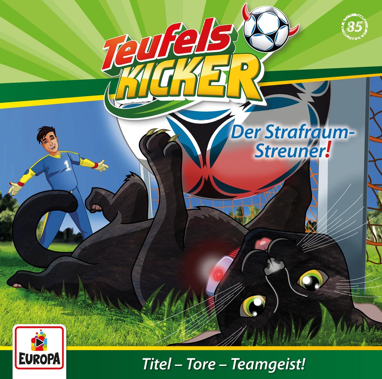 Teufelskicker 85 Der Strafraum-Streuner!