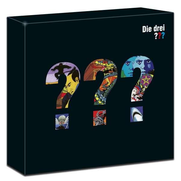 Die Drei ??? Vinyl-Box (Folgen 21-30) (Limited Edition) (Picture Disc)
