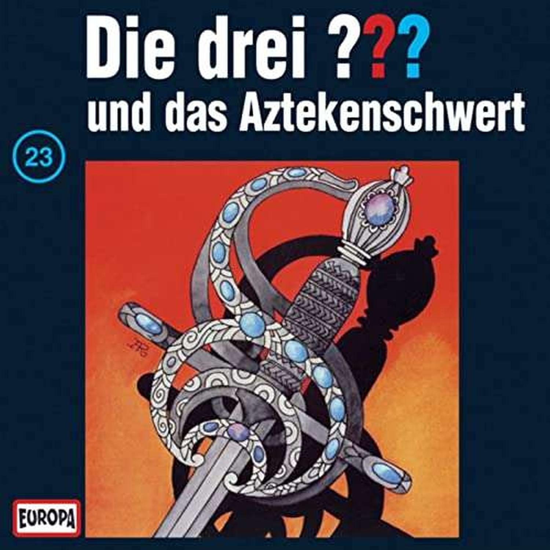 Die drei ??? Fragezeichen - Folge 23: Und das Aztekenschwert (Vinyl)