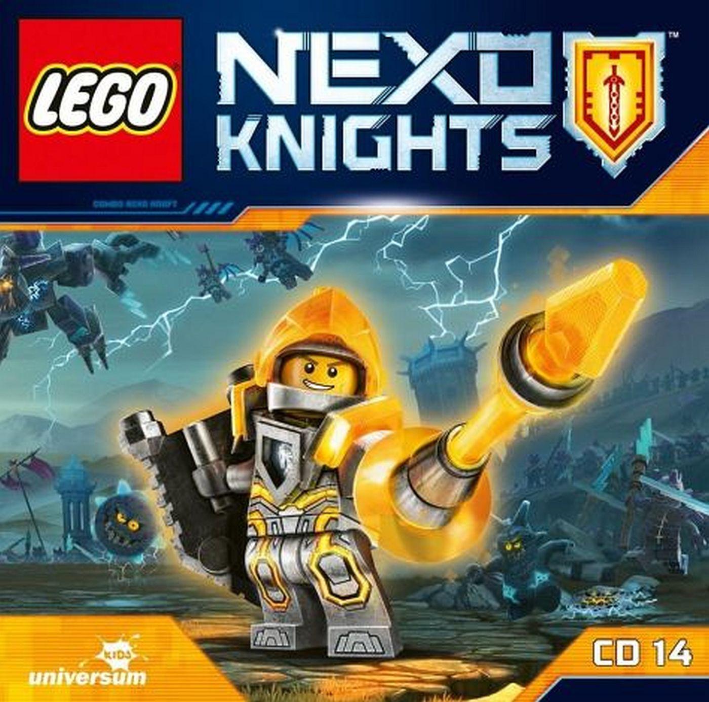 LEGO Nexo Knights (CD 14)