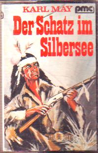 MC PMC Karl May Der Schatz im Silbersee