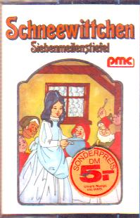 MC PMC Schneewittchen / Siebenmeilenstiefel