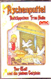 MC PMC Aschenputtel / Rotkäppcehn
