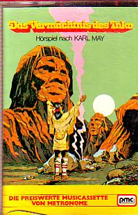 MC PMC Karl May Das Vermächtnis der Inka