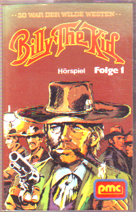 MC PMC Billy the Kid Folge 1