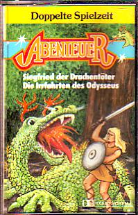 MC Marcato Siegfried der Drachentöter / Die Irrfahrten des Odyss