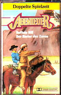 MC Marcato Buffalo Bill / Der Kurier des Zaren