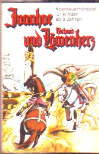 MC Paradiso Ivanhoe und Richard Löwenherz