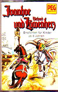 MC PEG Ivanhoe und Richard Löwenherz