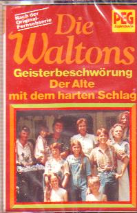 MC PEG Die Waltons OVP !!! Geisterbeschwörung / Der alte mit dem