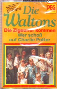 MC PEG Die Waltons Die Zigeuner kommen / Wer schoß auf Charlie P