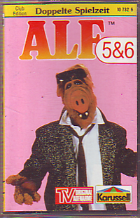 MC Karussell Alf Doppelfolge 5 + 6