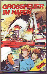 MC Box Grossfeuer im Hafen