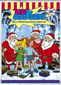 Bibi Blocksberg Folge 38 Die Weihnachtsmänner