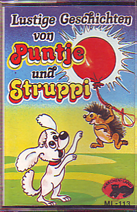 MC Märchenland 113 Puntje und Struppi