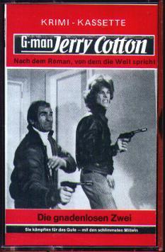 MC TSB Jerry Cotton Roman Die gnadenlosen Zwei