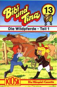 Bibi und Tina - 13 - Die Wildpferde - Teil 1