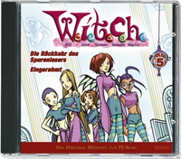 W.I.T.C.H. - 5 - Rückkehr des Spurenlesers / Eingerahmt.