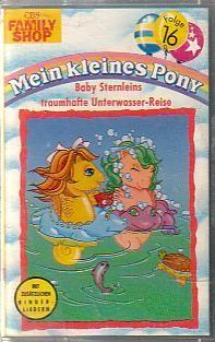 MC CBS Mein kleines Pony Folge 16 Baby Sternleins traumhafte Rei