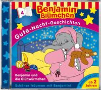 Benjamin Blümchen: Gute Nacht Geschichten 04 Benjamin und die Gl