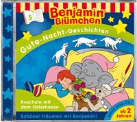 Benjamin Blümchen: Gute Nacht Geschichten 5 Kuscheln mit dem Ost