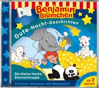 Benjamin Blümchen: Gute Nacht Geschichten 08 Die kleine freche S