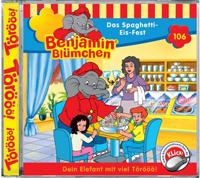 Benjamin Blümchen Folge 106 Das Spagetti-Eis-Fest