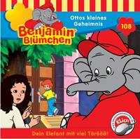 Benjamin Blümchen Folge 108 Ottos kleines Geheimnis